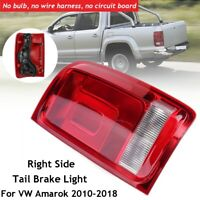 Right Rear Tail Brake Light Lamp Red ABS Fits For VW Volkswagen Amarok 2010-2018