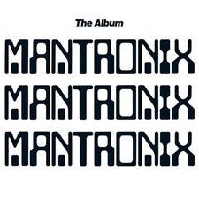 MANTRONIX-THE ALBUM+5-JAPAN CD BONUS TRACK E34