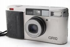 【For Parts】 Ricoh GR10 35mm Point&Shoot Film Camera w/28mm F2.8 Lens JAPAN Y3239