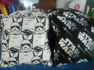 Set Of 8 Star Wars Corn-hole Bean Bags