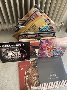 80x Hip-Hop Vinyl LP Sammlung Rap Beginner Afrob Massive Töne KRS One Jay Z