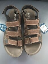 MENS FULLY ADJUSTABLE SANDALS SIZE UK10