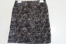 Cotton Blend Animal Print Machine Washable Skirts for Women