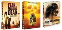 Fear The Walking Dead - Stagioni 1-3 - Cofanetti Singoli Con 10 Dvd - Nuovi