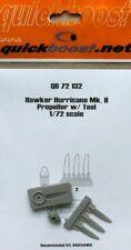 Quickboost 1/72  Hawker Hurricane Mk.II Propeller with tool for Hasegawa # 72132
