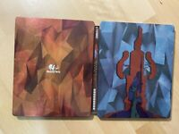 Red vs Blue: The Chorus Trilogy (Season 11-13) Steelbook ONLY *NO DISC*