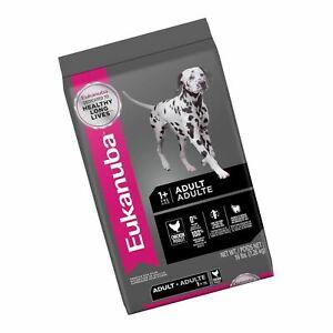 Eukanuba Adult Maintenance Dry Dog Food Chicken 15 lb READ