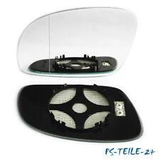 Spiegelglas für VW NEW BEETLE 2003-2010 links asphärisch beheizbar elektrisch