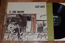 Eric Dolphy M-! Last Date DG 1st Limelight lp Stereo Gatefold