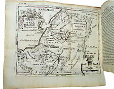 Libro Introduzione Bibbia Apparatus Biblicus Sacra Scripturam Bernardo Lamy 1733