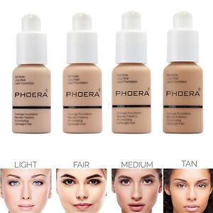 Liquid Foundation Oil Control Correcteur facial hydratant pour filles