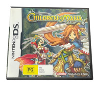 Children of Mana Nintendo DS 2DS 3DS Game *Complete*