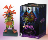 Majora's Mask 3D SKULL The Legend of Zelda KID Collectible Figurine New Figma