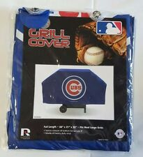 Chicago Cubs Economy Team Logo BBQ Gas Propane Grill Cover - NEW