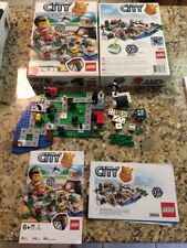 LEGO 3865 City Alarm Join the Chase Board Game Almost Complete READ