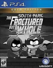 South Park: The Fractured but Whole - Steelbook Gold Edition PS4