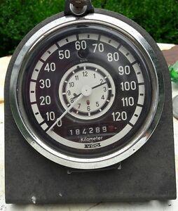 VDO fahrtschreiber mit Uhr für LKW  alt