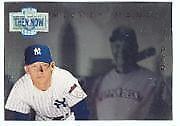 1993 Upper Deck Mickey Mantle #TN17 Baseball Card