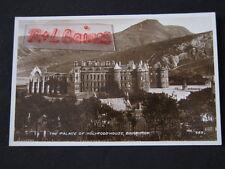 The Palace of Holyrood House, Edinburgh, Scotland, RP, Valentine's Postcard