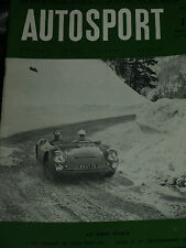 HWM JAGUAR ABECASSIS 1955 CONNAUGHT SPORTS LE MANS MODEL COOPER 1100 CLIMAX