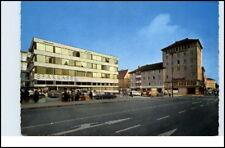 INGOLSTADT AK ~60/70er Jahre Partie Bank Sparkasse, Postkarte Ansichtskarte