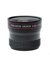 Precision Design Olympus E 0.20x HD f/3 HD Lens