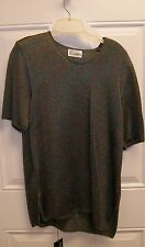 Artesania Rosanes Peacock Sweater from Barcelona Size L NWT
