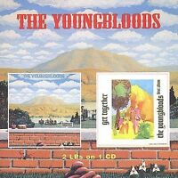 The Get Together/Elephant Mountain by The Youngbloods (60's) (CD, Mar-1999,...