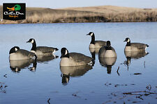 AVERY GREENHEAD GEAR FFD ELITE CANADA HONKER GOOSE FLOATER HARVESTER PACK DECOYS