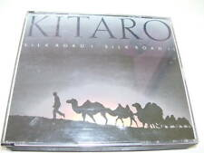 Kitaro - silk road I + II ( VERY RARE 2CD 1986 usa made