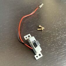 OEM Power Switch (On/Off) Replacement Part for Super Nintendo (SNES) WITH SCREWS