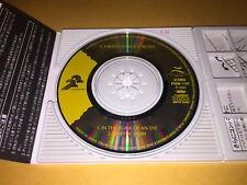 CHRISTOPHER CROSS japan mini SINGLE cd IN THE BLINK OF AN EYE + DRIFTIN AWAY