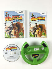 Madagascar Kartz + 1 Volant / Jeu Sur Console Nintendo Wii et Wii U Kart