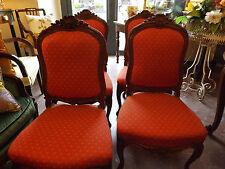 Sedie antiche provenzali Francesi di epoca fine 800 circa.