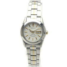 OROLOGIO AL QUARZO SEIKO LADY DAY DATE SXA103P1 SXA103 LADY WATCH
