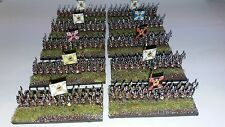 6mm Napoleonic Russian Infantry, Baccus Booster Pack