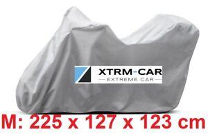 Abdeckplane Abdeckung Ganzgarage XTRM-CAR passt für MBK Skycruiser mit Koffer