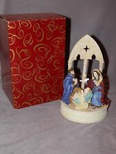 Nativity O' Holy Night San Francisco Music Box Company Michael Adams