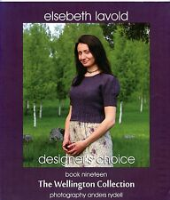 Elsebeth Lavold Designer's Choice Knitting Pattern Book 19 Wellington Collection