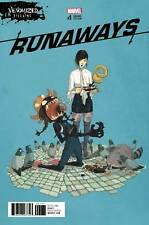 Runaways #1 Adrian Alphona Venomized Variant Comic Book NM Marvel 2017