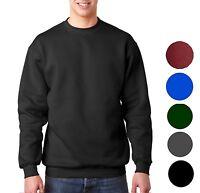 Hanes Men's EcoSmart ComfortBlend Fleece Crew Neck Sweatshirt Long Sleeve