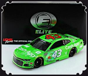 "2020 BUBBA WALLACE #43 CASH APP ELITE 1/24 ""100 MADE"""