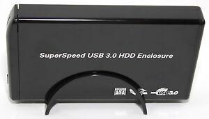 USB 3.0 to SATA External Drive Enclosure