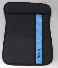 "Used M-Edge Pop Sleeve 10"" Tablet fits iPad/iPad 2/Motorola Xoom Black/Blue"