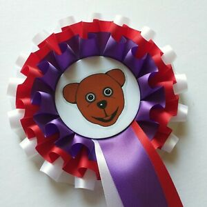 Replacement nookie bear rosette **NEW** Replica Rosette