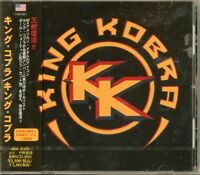 KING KOBRA-S/T-JAPAN CD BONUS TRACK F25