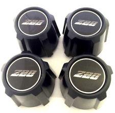 "82-92 Camaro Z28 15"" Wheel Center Cap Set of 4 New Aftermarket CM301SET"