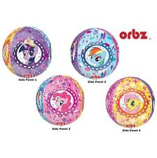 Party Supplies Fantasy Girls Birthday My Little Pony Orbz  Balloon