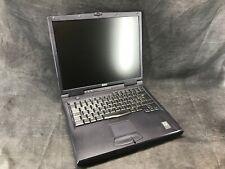 Dell latitude C840 ,Ordinateur portable vendu en l'état pour pièces ou à réparer