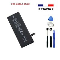 BATTERIE NEUVE interne 0 CYCLE pr IPHONE 8 / outils offert GARANTIE 1 AN